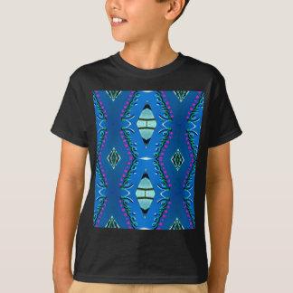 """Modelo tribal magenta de """"Venecia"""" del trullo azul Poleras"""