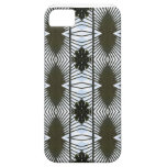 ¡Modelo tropical de la palma en mitón! iPhone 5 Case-Mate Funda