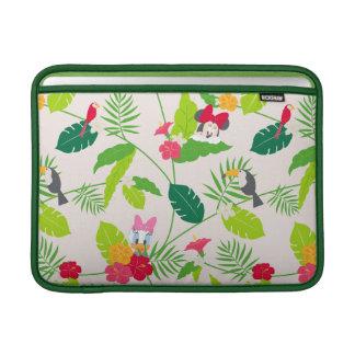 Modelo tropical de Minnie y de la margarita el | Fundas MacBook
