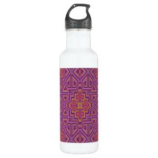 Modelo único extraño botella de agua