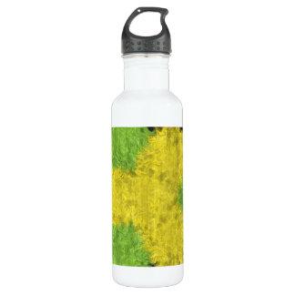 modelo único extraño botella de agua de acero inoxidable
