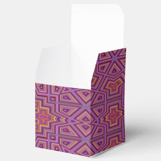 Modelo único extraño paquete de regalo para bodas
