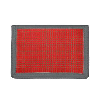 Modelo único rojo caliente fresco