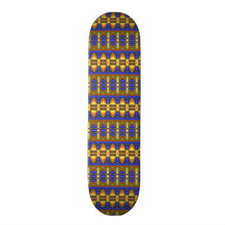 Modelo único tribal colorido monopatines