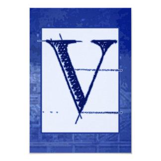 """Modelo """"V"""" que casa RSVP Comunicado"""