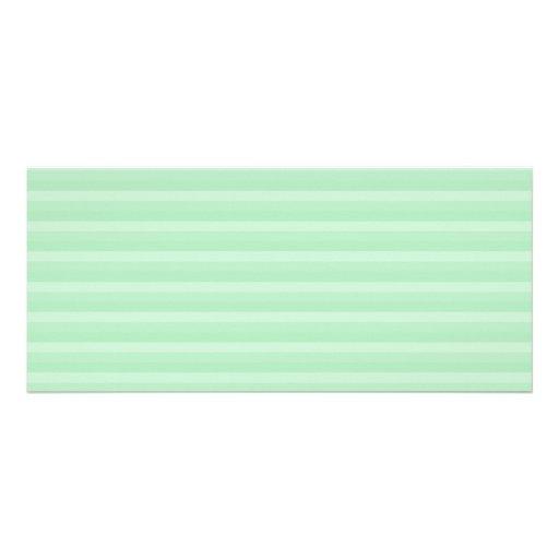 Modelo verde claro de la raya lonas