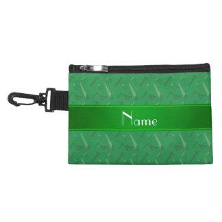 Modelo verde conocido personalizado de las herrami