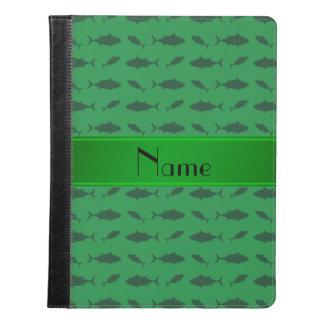 Modelo verde conocido personalizado del atún de