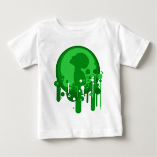 Modelo verde de la esperanza playera