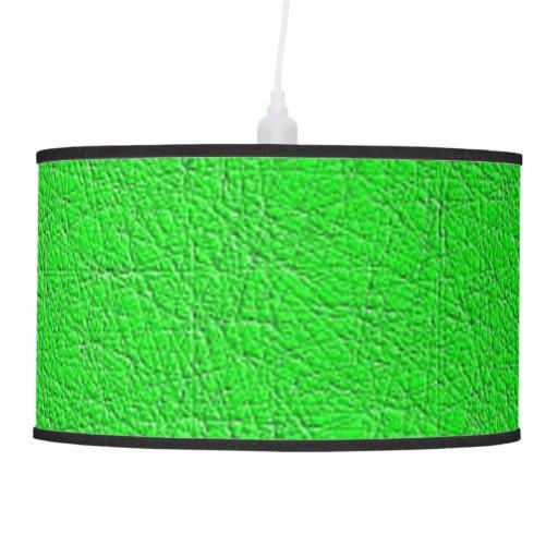 Modelo verde de la textura