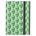 Modelo verde de los cráneos