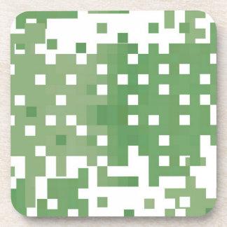 Modelo verde del pixel de Suare Posavaso