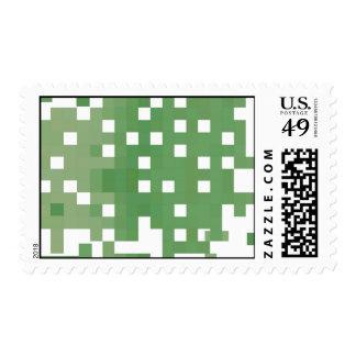 Modelo verde del pixel envio