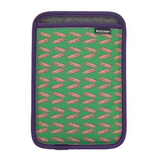 Modelo verde lindo del tocino funda iPad mini