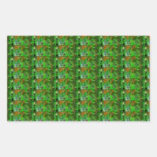 Modelo verde oscuro de la raya REGALOS ÚNICOS de