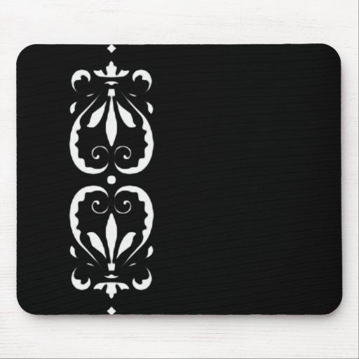Modelo victorian negro black barroco clásico
