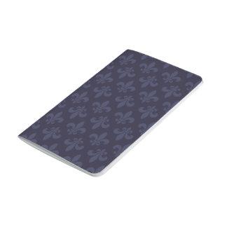 Modelo violeta del DES Lis de Fluer Cuaderno Grapado