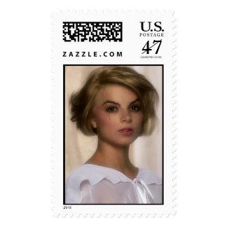 Modelos 161 timbre postal