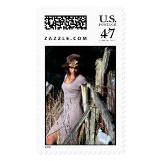 Modelos 182 timbre postal