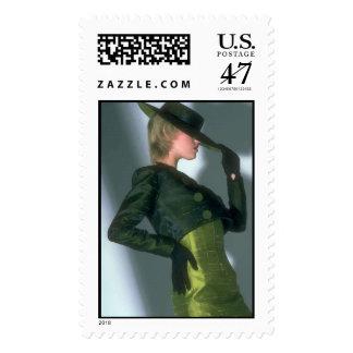 Modelos 90 timbres postales