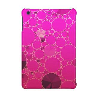 Modelos abstractos rosados fluorescentes