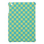 modelos azules de los cuadrados iPad mini coberturas