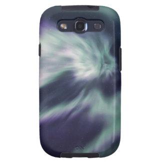 Modelos de Borealis de la aurora Samsung Galaxy S3 Carcasa