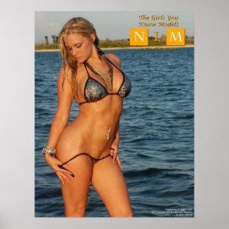 Modelos de GYK: Poster de Kamie