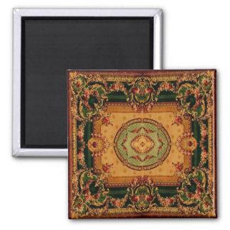 Modelos de la alfombra del vintage: Imán de Axmins