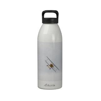 Modelos de los combatientes alemanes WW1 Botella De Agua Reutilizable
