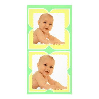 modelos de los géométriques de los formes de los a tarjeta personal