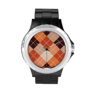 modelos de los losanges del adorno reloj