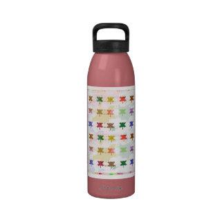 Modelos de mariposa de Babysoft para los adultos Botella De Agua Reutilizable