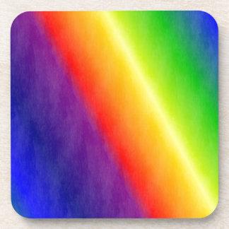 Modelos del arco iris posavaso
