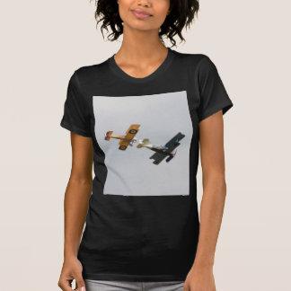 Modelos del camello y de Fokker D VII de Sopwith Camiseta
