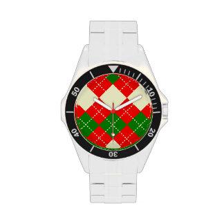 modelos del losange del adorno reloj de mano