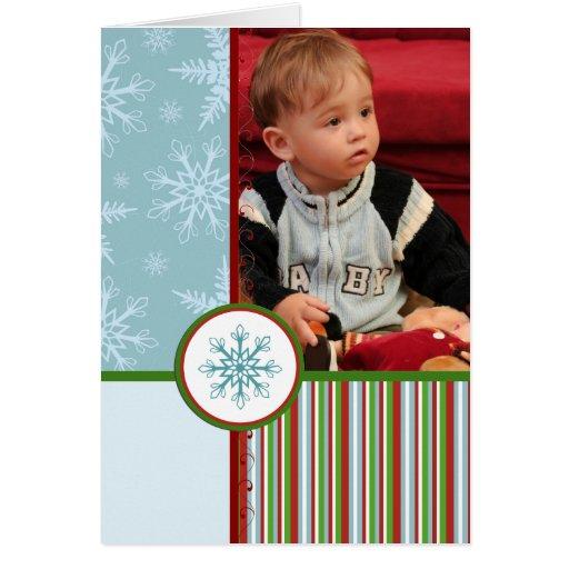 Modelos del navidad tarjeta de felicitación
