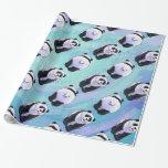 Modelos del oso de panda
