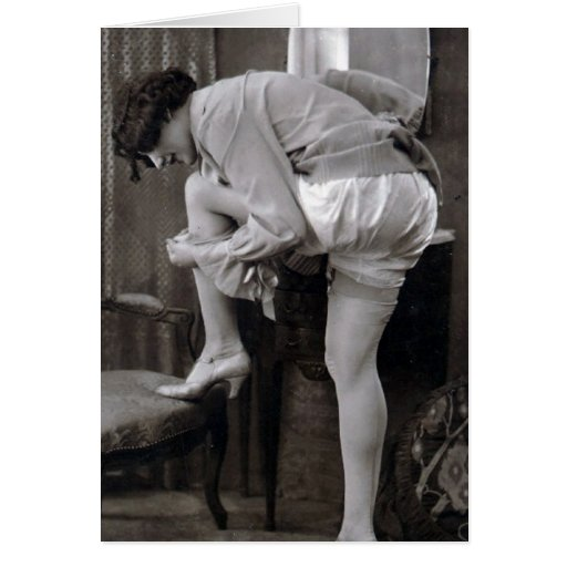 Modelos desnudos del vintage (142) .jpg felicitación