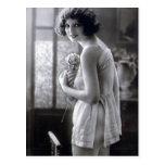 Modelos desnudos del vintage (149) .jpg tarjetas postales