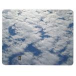 Modelos en el cielo cuaderno grapado