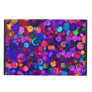 Modelos espirales coloridos lindos del cosmos