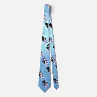 Modelos fornidos corbatas personalizadas