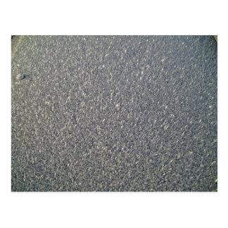 Modelos grises de la tela postales