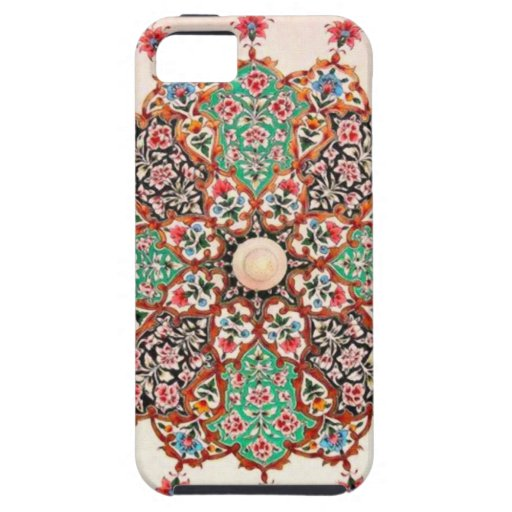 modelos islámicos del arte - 7 iPhone 5 cárcasa