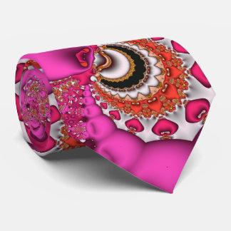 Modelos majestuosos del fractal corbata