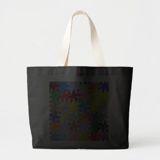 Modelos multicolores del arte de papel del diamant bolsa tela grande