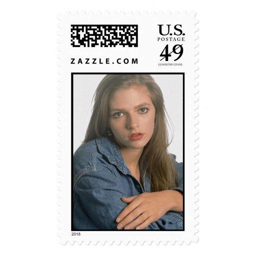 Models 166 postage stamps