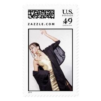 Models 172 postage stamp