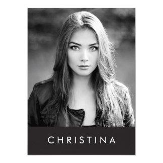 Models and Actors Headshot Comp Card